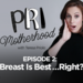 PRI EP2 BREAST IS BEST