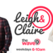 Leigh and Claire