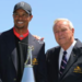 Tiger and Arnold photo