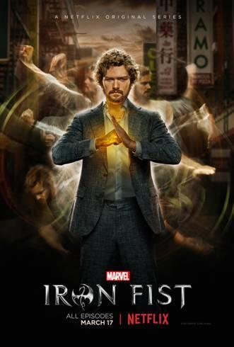 Marvel's Iron Fist Review Upodcast - Upodcasting- Under Promise Over Deliver