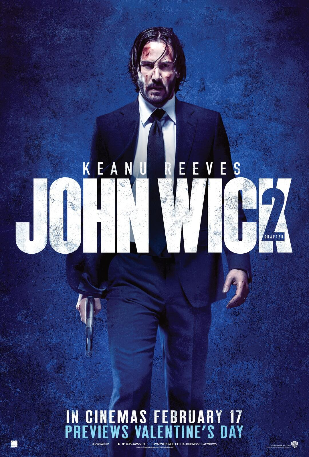 Ep 220 John Wick Chapter 2 Review Upodcast - Upodcasting- Under Promise Over Deliver