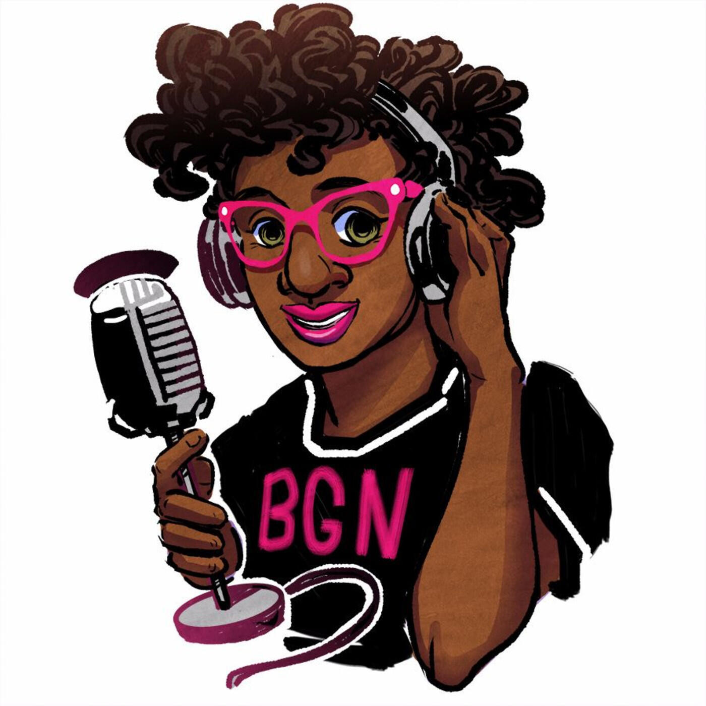 Podcast Episode: BGN #85 | Moxie McGriff and Luke Cage