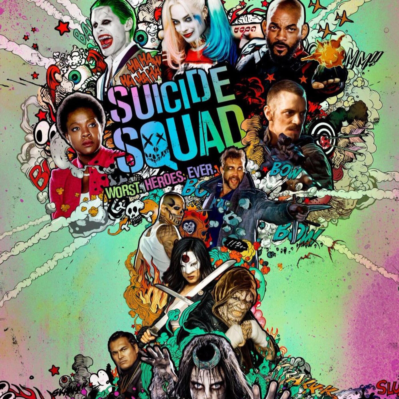 Podcast Episode: #BGNPodcast Extra - Suicide Squad