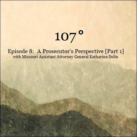 8: A Prosecutor's Perspective [Part 1]