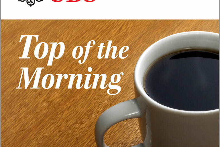 Audioboom Top Of The Morning Ubs Wealth Management Research