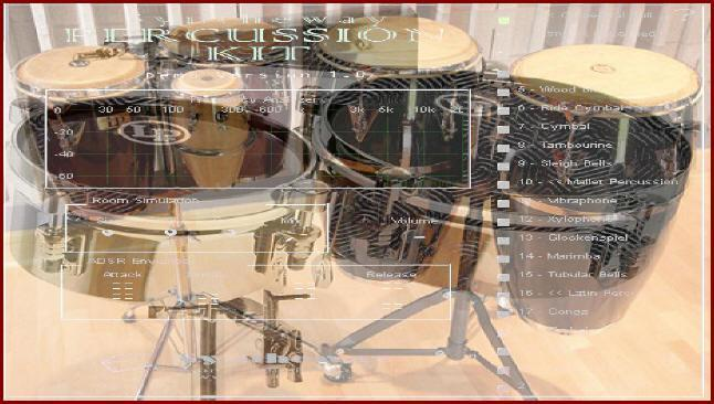 Audioboom / Jin-Go-Lo-Ba (Drums of Passion): Syntheway Latin