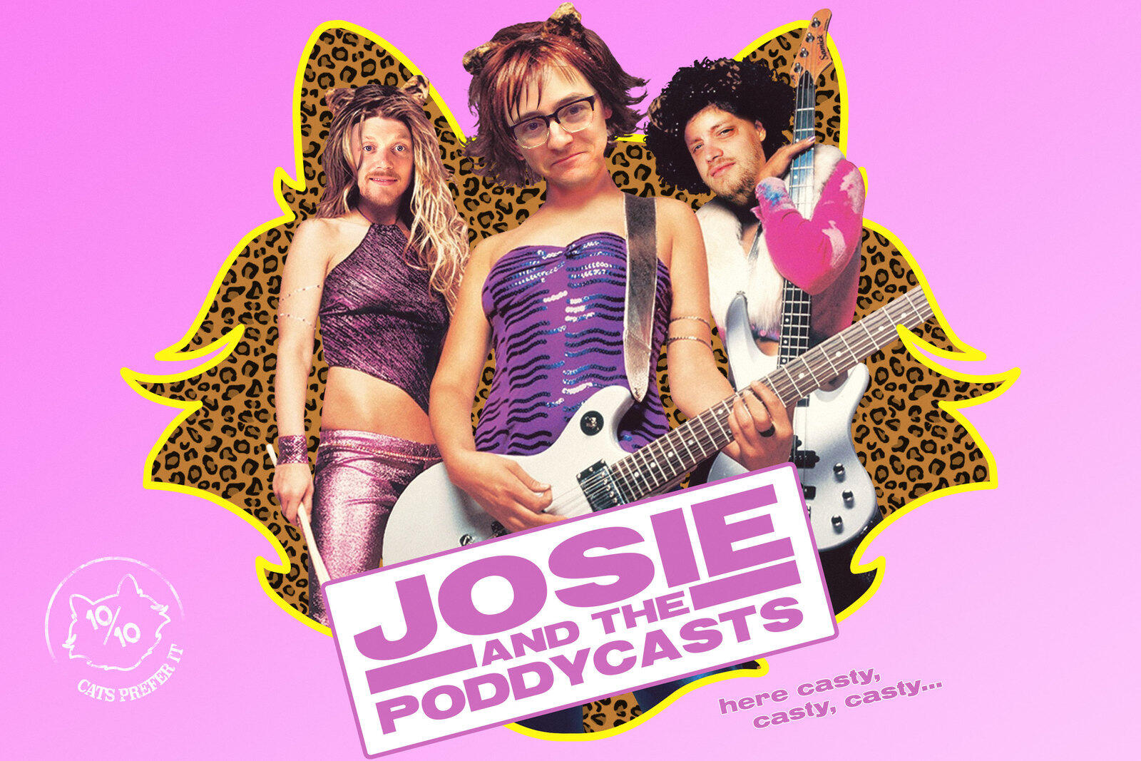 Josie and the Pussycats with Angela Ferraguto