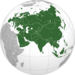 Eurasia orthographic projection .svg