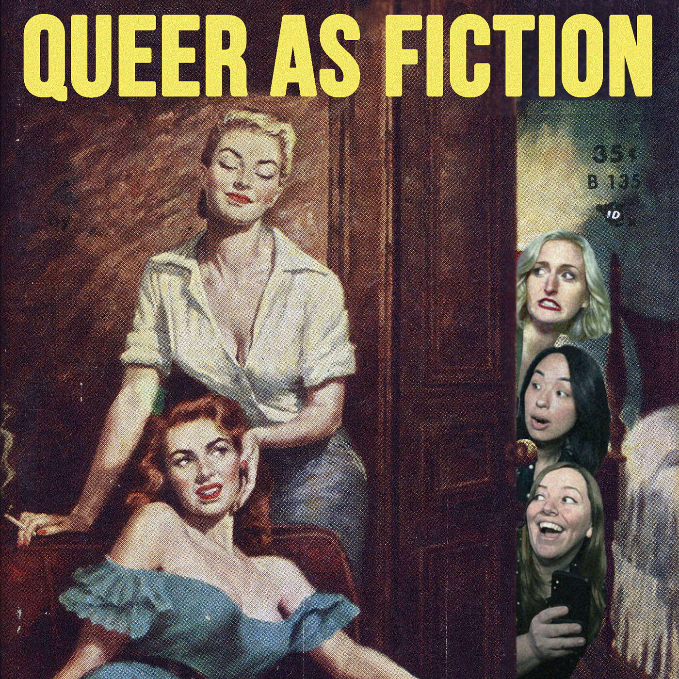 Halloween But Gayer (Ep. 18) • Queer As Fiction