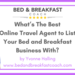 What s the best online travel agent to list your bed and breakfast business with -2