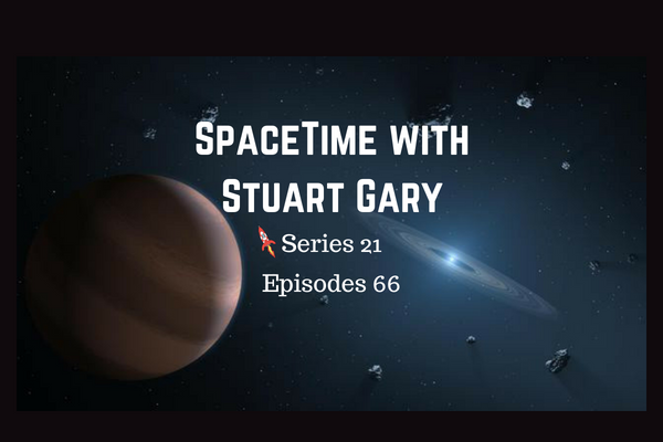 66: Ultra-bright early galaxies may be less common than we think - SpaceTime with Stuart Gary Series 21 Episode 66