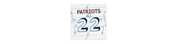 Patriots All 22 | New England Patriots & NFL Game Footage Breakdown
