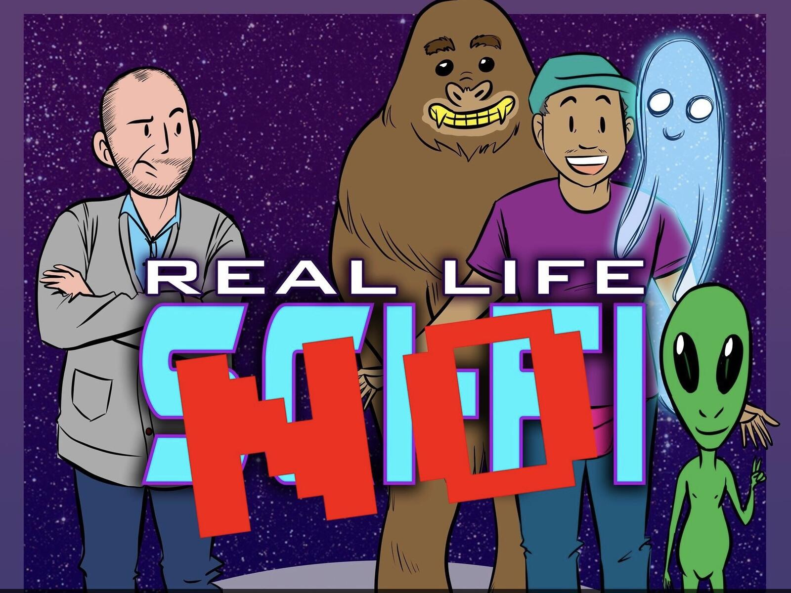 193: Bonus - Real Life NO Sci-Fi - Fan Mail and BS