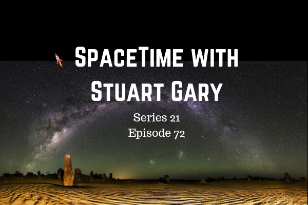 72: New clues about Earth's greatest mass extinction event - SpaceTime with Stuart Gary Series 21 Episode 72