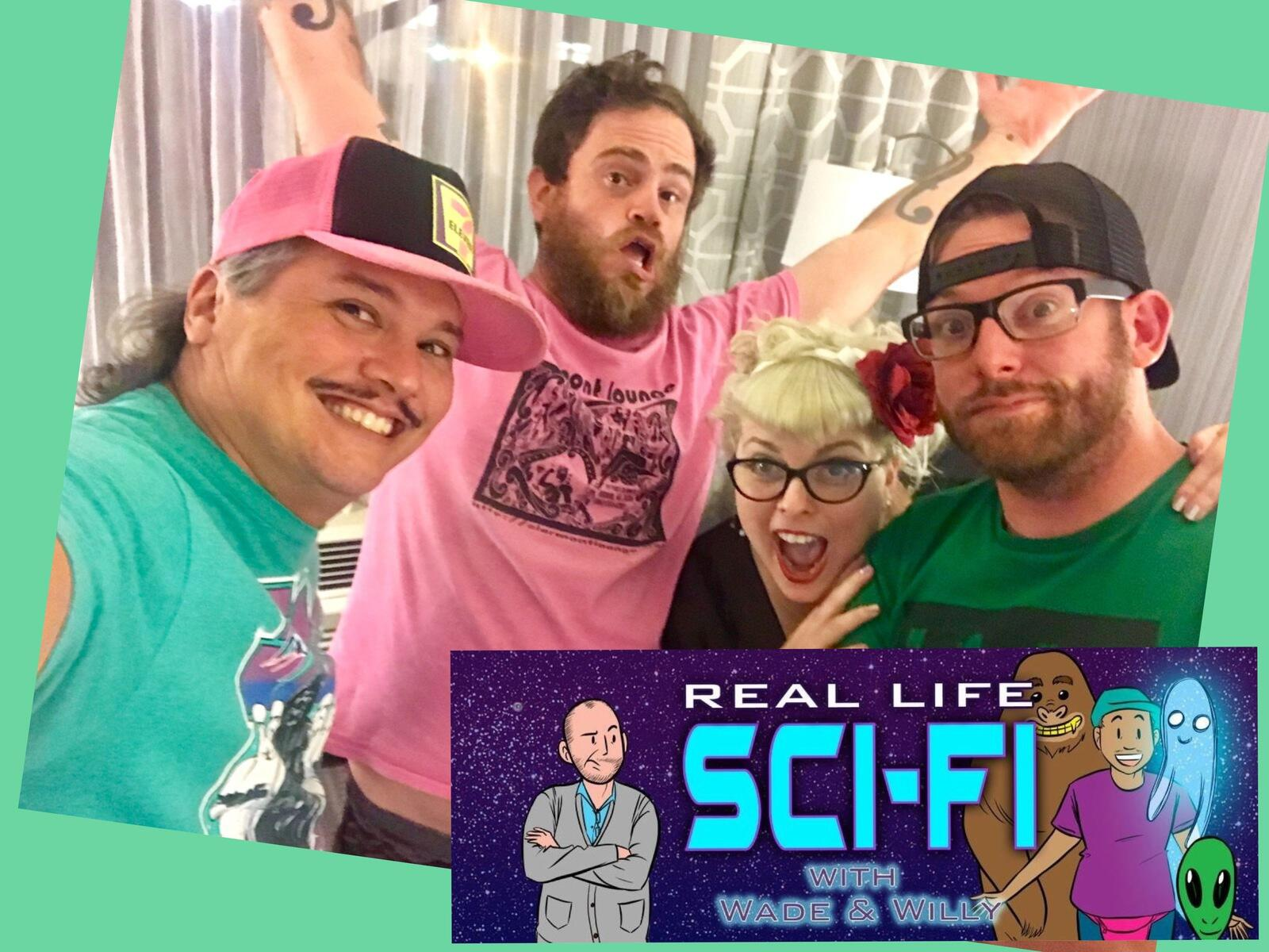 165: 164 - Who Stabbed Seth Goodtime? with Seth Goodtime, Timothy Pizza and Katelyn Renee