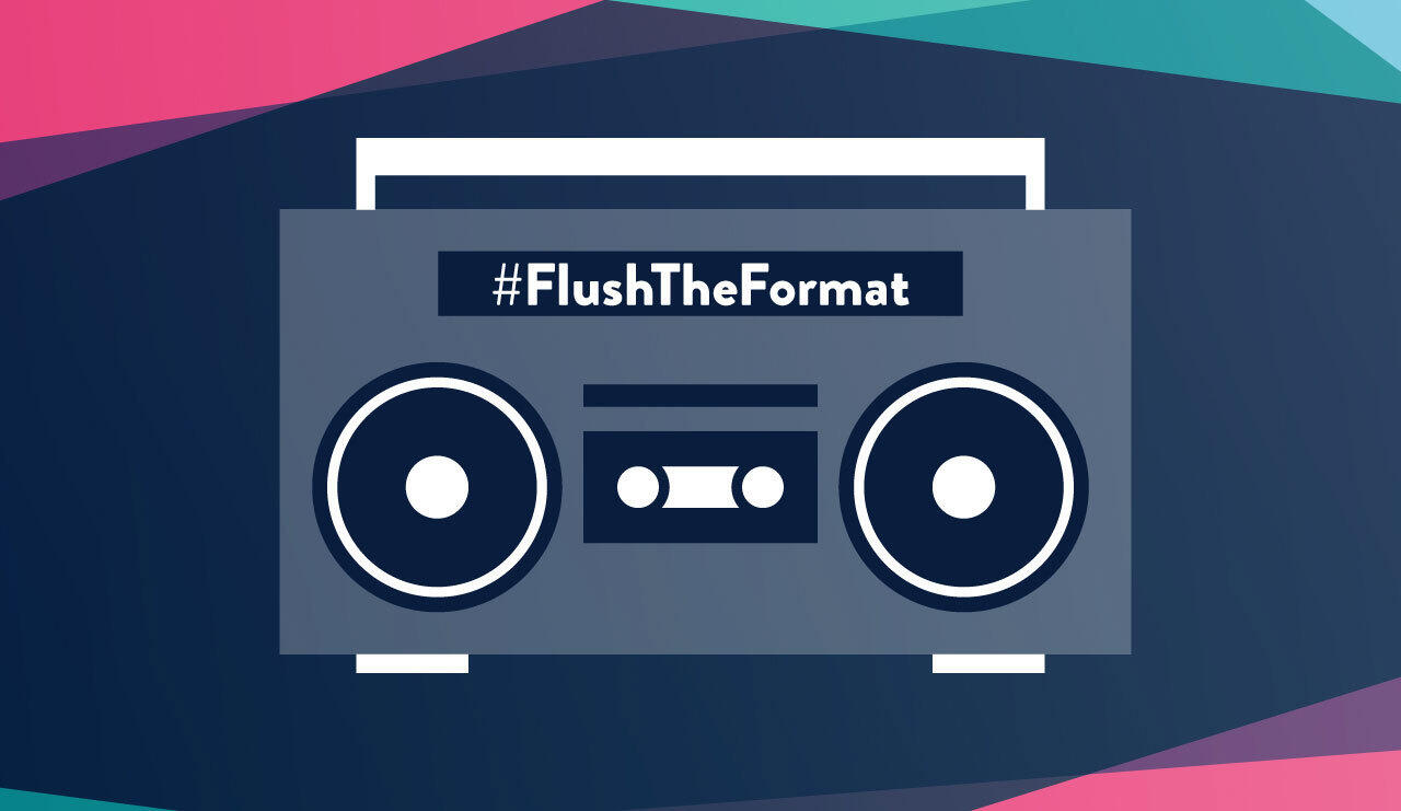 Audioboom / Flush The Format Mix With DJ Magnum 09/21/18