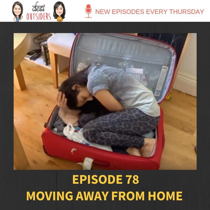 24: Episode 78 - Moving away from home