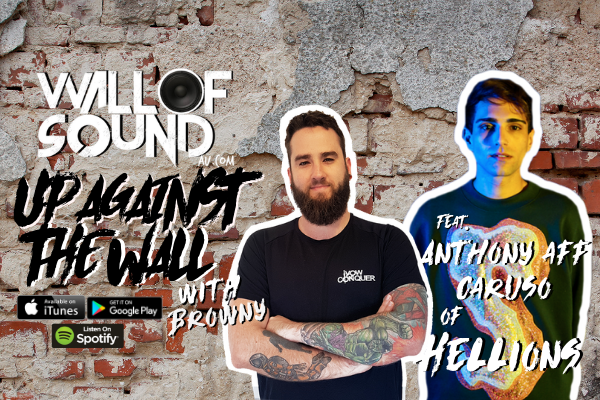 Episode #55 feat. Anthony 'Aff' Caruso of Hellions