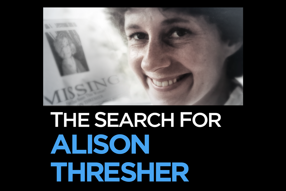Missing Pieces: The Search for Alison Thresher, Episode 8: Hannah + Sam