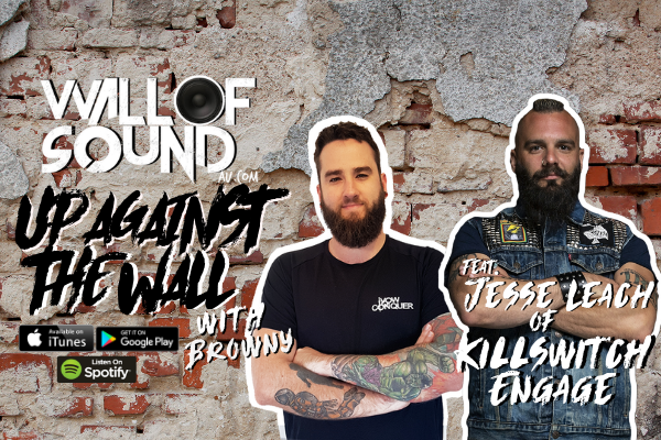 Episode #56 feat. Jesse Leach of Killswitch Engage