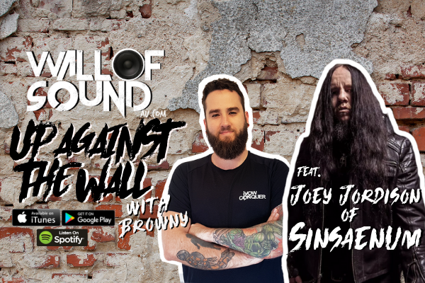 Episode #58 feat. Joey Jordison of Sinsaenum