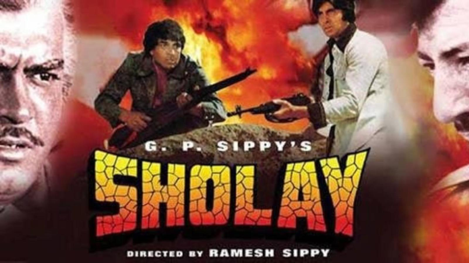 BONUS: Sholay (Film Feud)