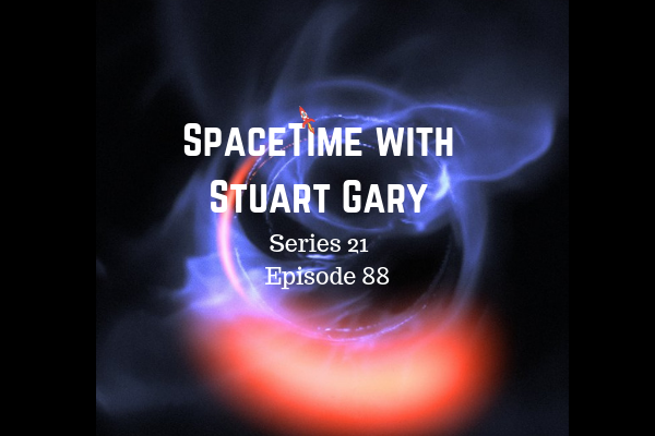 88: Supermassive Black Hole Flares - SpaceTime with Stuart Gary Series 21 Episode 88