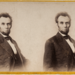 Abraham Lincoln stereoview by Walker 1865
