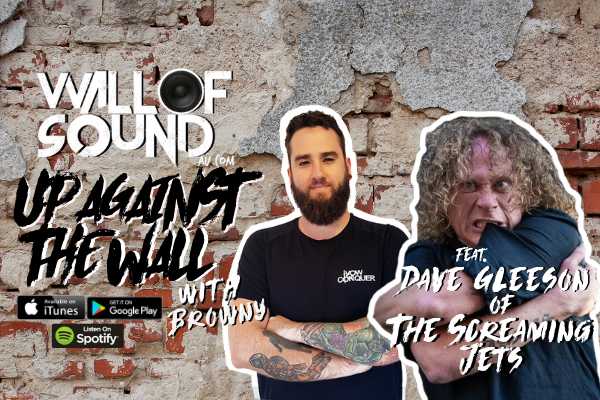 Episode #60 feat. Dave Gleeson of The Screaming Jets
