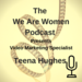 Episode 58 - Teena Hughes - Youtube Videos