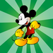 Mickey Mouse by Brainforsale