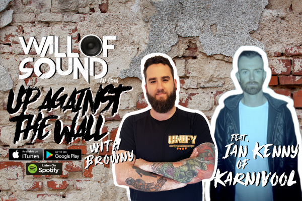 Episode #62 feat. Ian Kenny of Karnivool