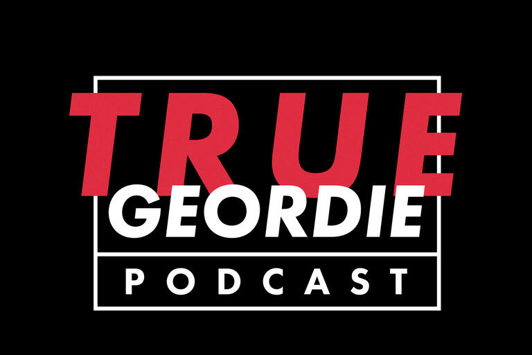 Image result for true geordie podcast