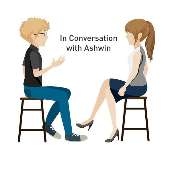 In Conversation with Ashwin
