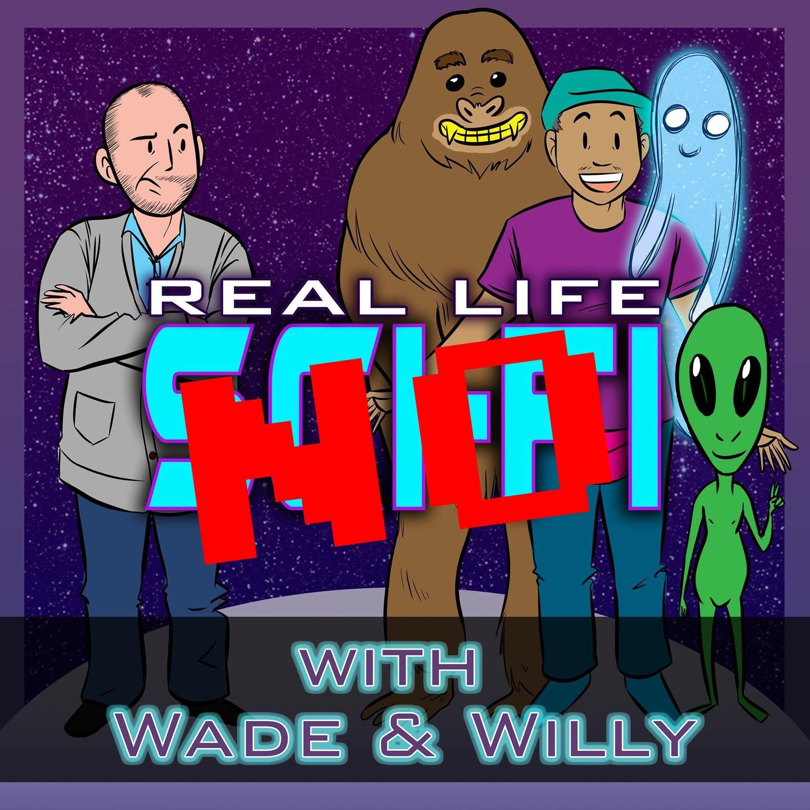 196: Bonus - Real Life NO Sci-Fi - Sci-Fi TV Shows