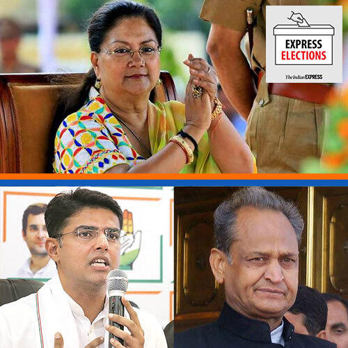 14: Will infighting cost Congress the Rajasthan elections?
