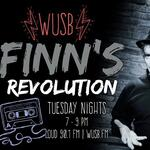 FINN'S REVOLUTION Radio Interviews WUSB