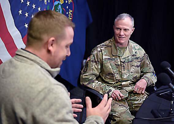 The SpyCast Interview with DIA Director LTG Robert Ashley