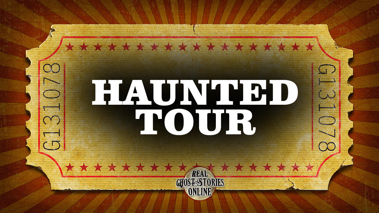 Haunted Tour | Haunted, Paranormal, Supernatural - Real