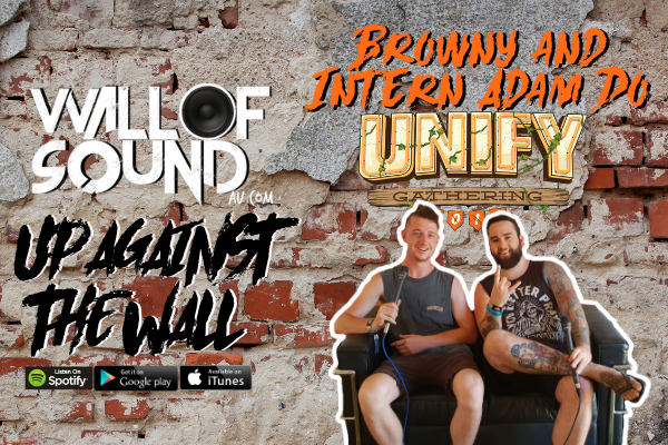 'Browny and Intern Adam Do UNIFY Gathering 2019'