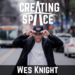 wes knight creating space podcast soccer