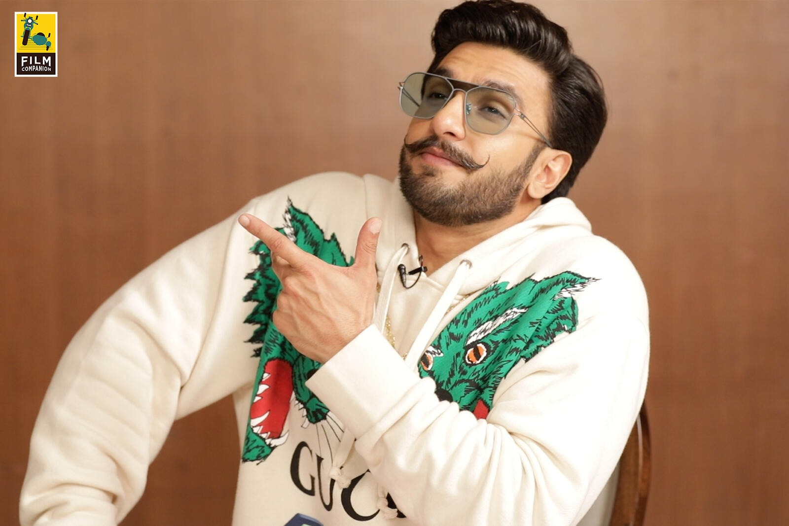 The front row with anupama chopra ranveer singh and deepika dating