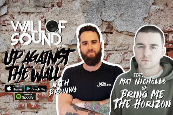 Episode #65 feat. Mat Nicholls of Bring Me The Horizon