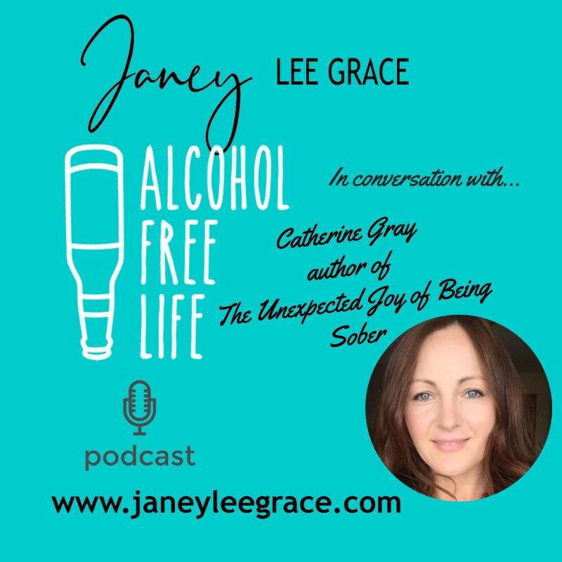 5: Janey Lee Grace talks to author Catherine Gray