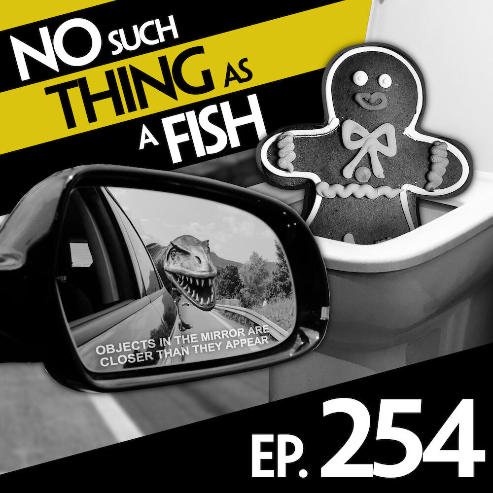 Episode 254: No Such Thing As A Toilet In The Car