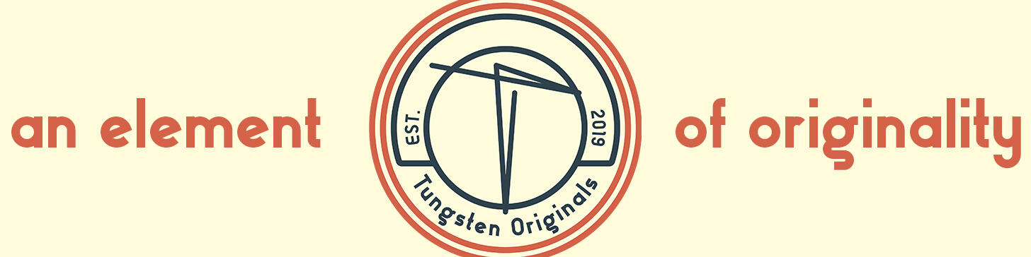Tungsten Originals Podcast