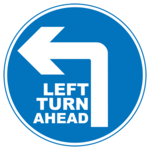 Left Turn Ahead