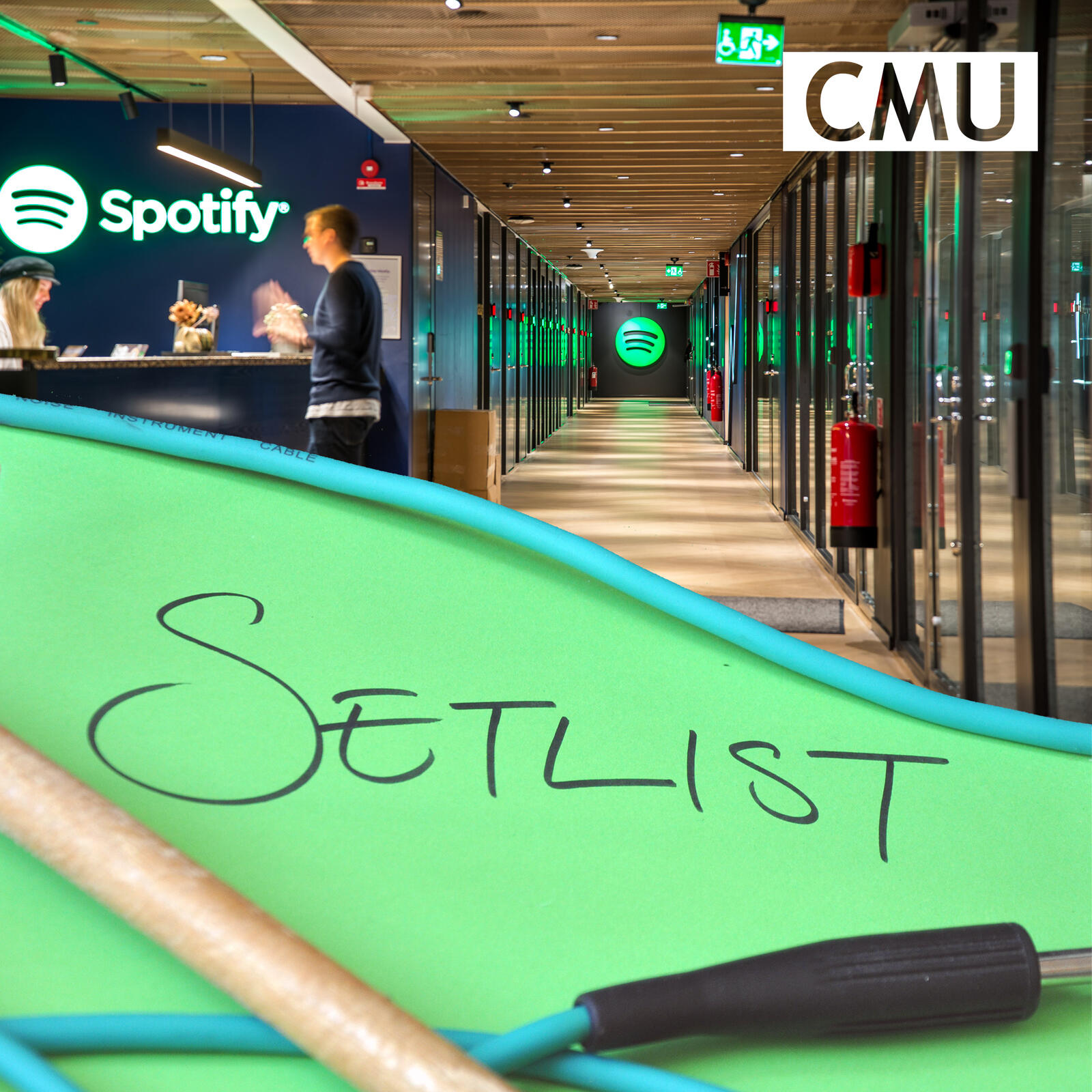 20 years of CMU – Spotify and streaming revolution
