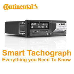 The Introduction of Smart Tachographs - Continental Automotive