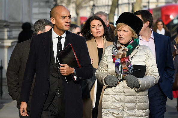 Who are the Tory defectors tempted by the Labour splitters?